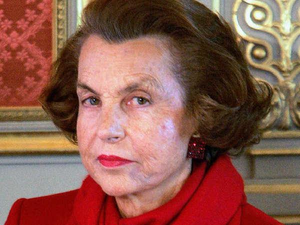 1. Liliane Bettencourt. US$ 39.5 Bilhões