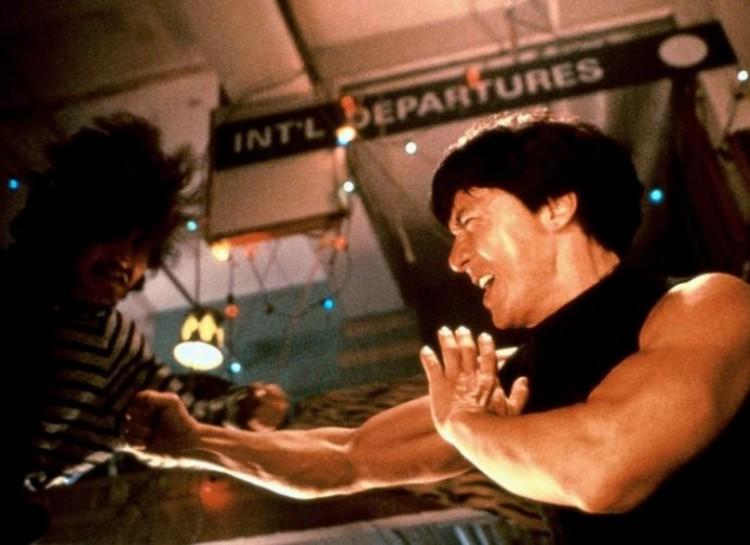 2. Jackie Chan