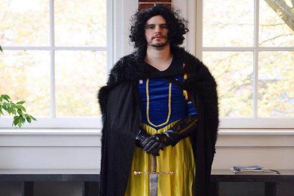 Jon Snow White