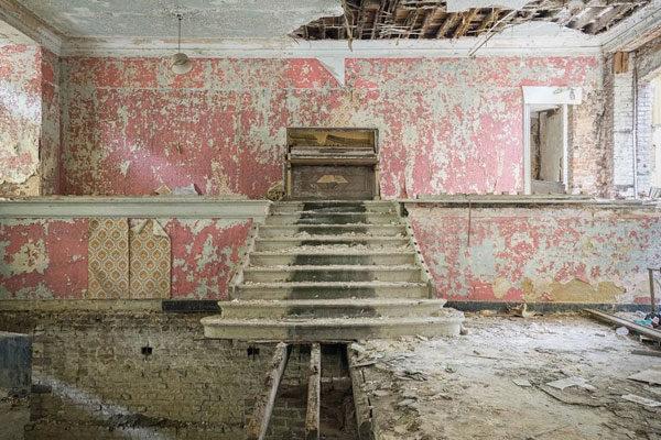 Em ruínas