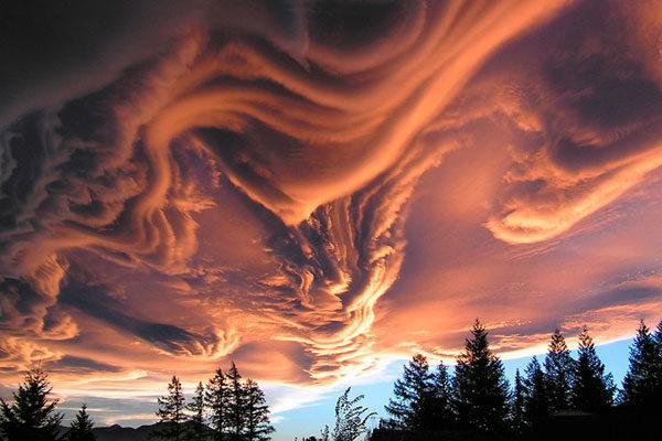Nuvens Asperatus