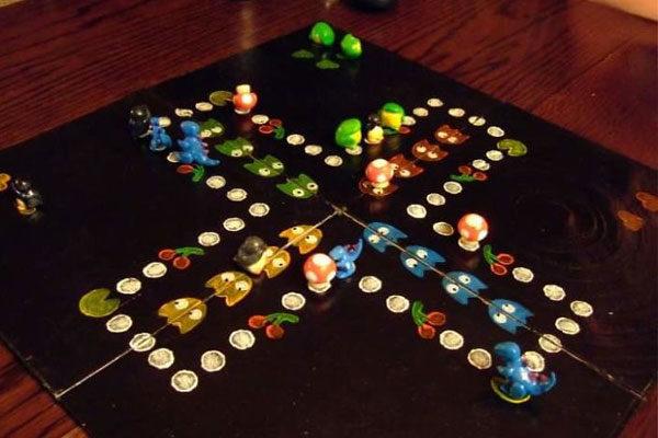 Jogo de mesa único