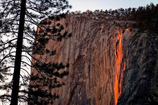 Cascata Horsetail, Califórnia