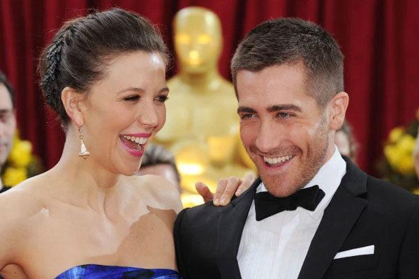 Jake e Maggie Gyllenhaal