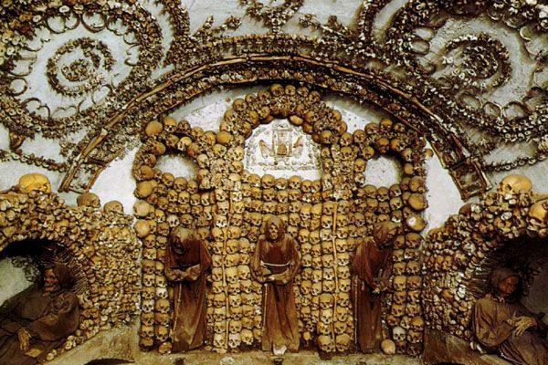 Cripta dos Capuchinos, Via Veneto, Roma