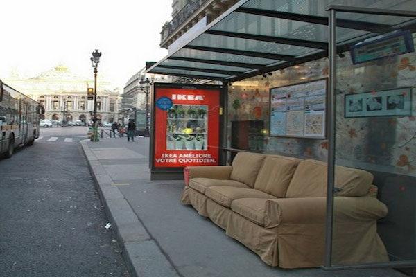 Um travesseiro muito confortável