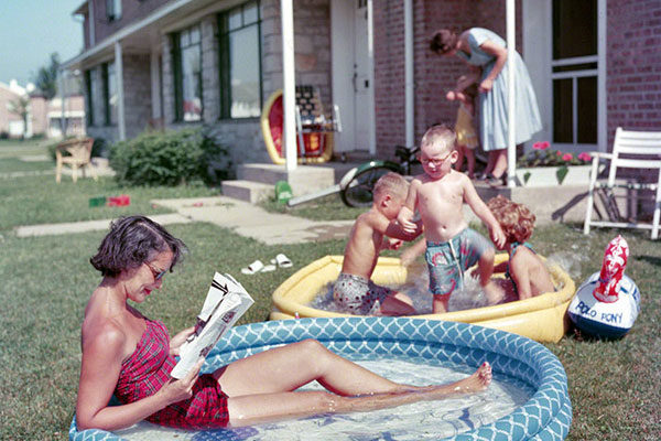 Verão, 1954