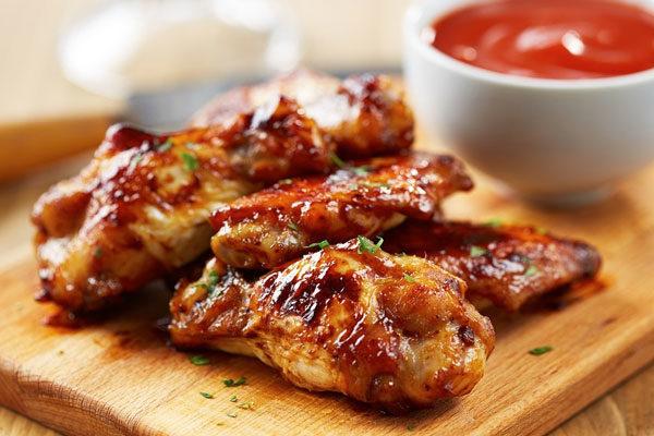 Asas de frango