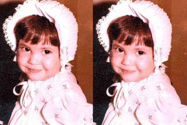 Shakira pequena