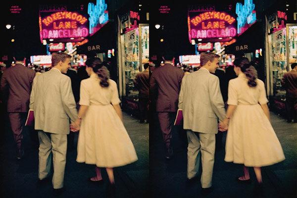 Encontro em Nova Iorque, 1957