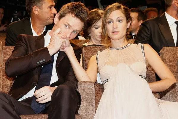 Eddie e Hannah Redmayne