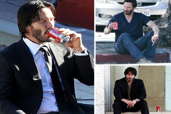 Gosta de uma Coca Cola