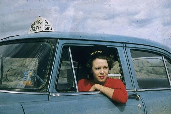 Motorista de Taxi, 1956