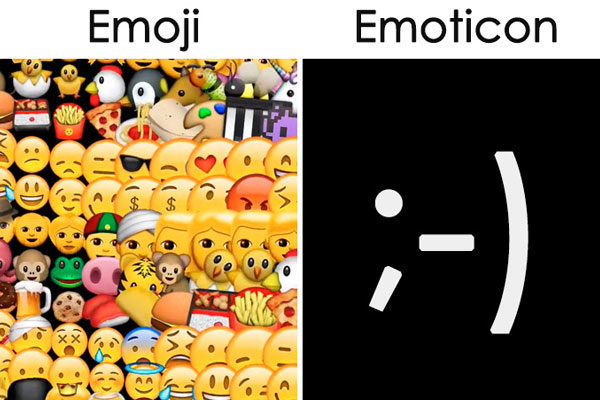 Emoji e Emoticon