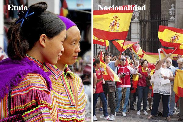 Etnia e Nacionalidade