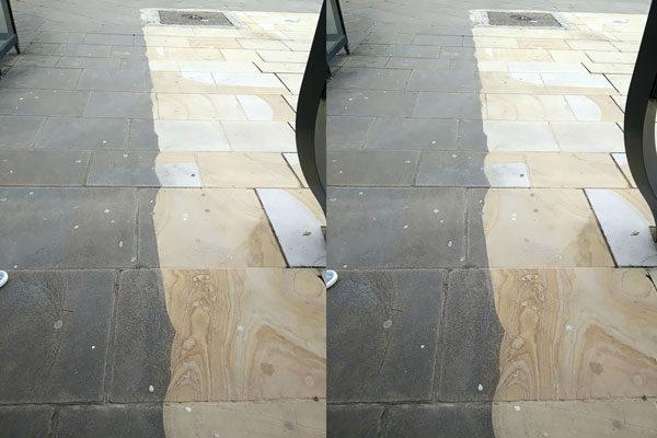 Um chão novo
