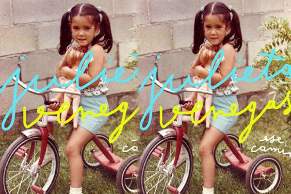 Julieta Venegas pequena
