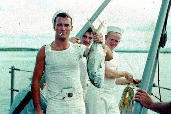 Pesca, 1950