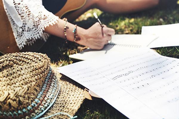 Escrever uma canção