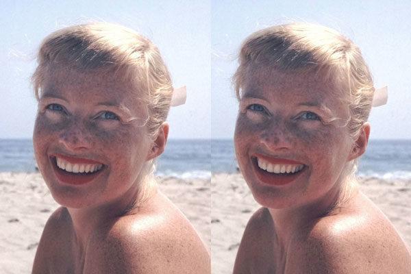 Beleza, 1950