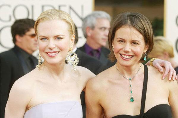 Nicole e Antonia Kidman