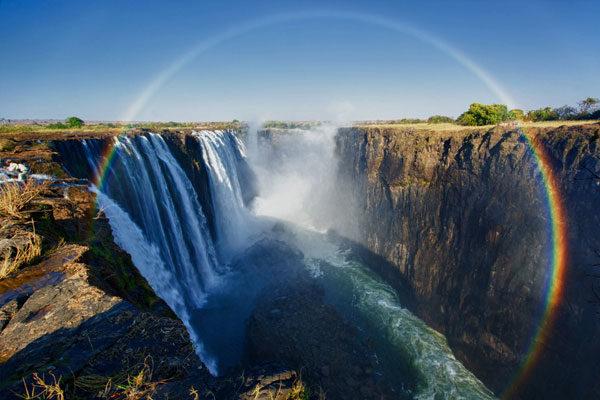 Victoria Falls, Zimbábue