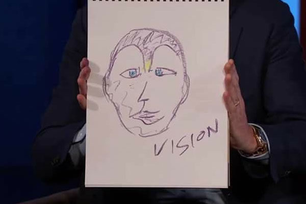 Paul Bettany- Vision