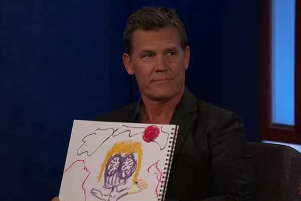 Josh Brolin- Thanos