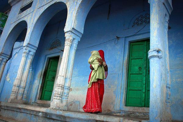 Pushkar, Índia (2010)