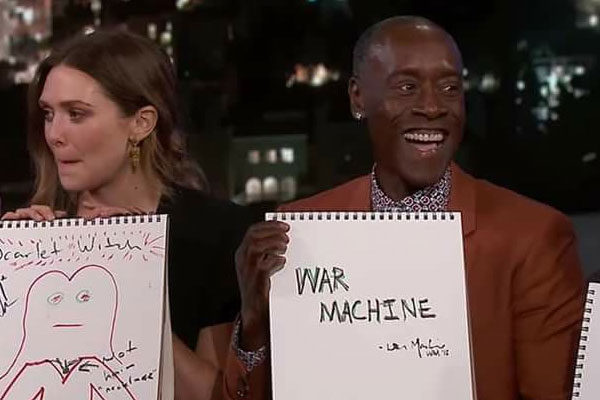 Don Cheadle- War Machine