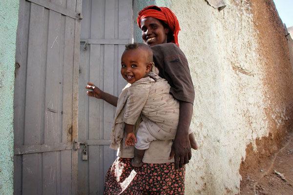 Harar, Etiópia (2011)