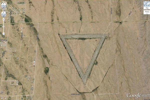 Triângulo gigante