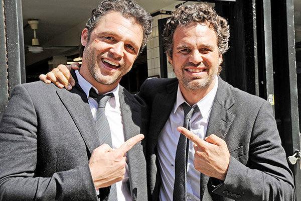 Mark Ruffalo e Anthony Molinari