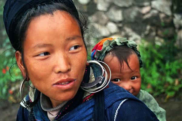 Sapa, Vietnã (2001)