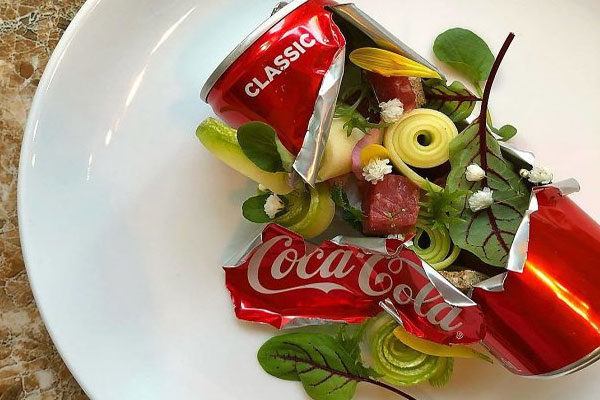 Uma salada