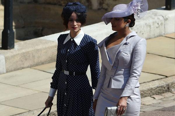Abigail Spencer e Priyanka Chopra