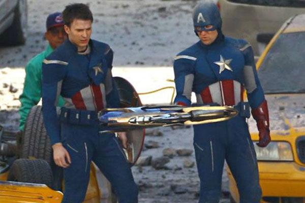 São o Capitão América