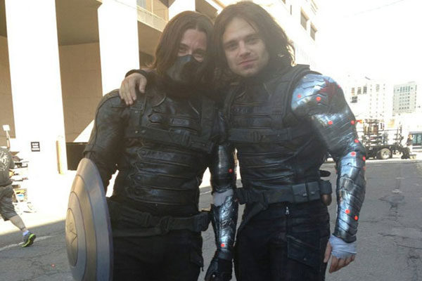 Sebastian Stan e James Young