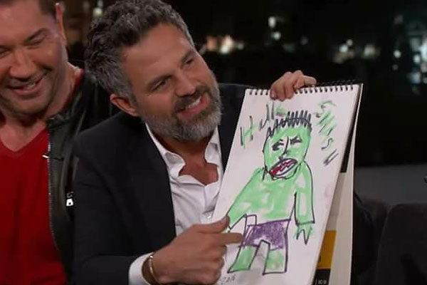 Mark Ruffalo-Hulk
