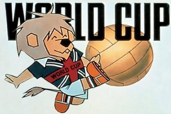 Copa do Mundo de Willie, Inglaterra, 1966