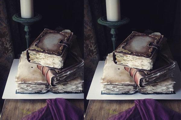 Para comer livros
