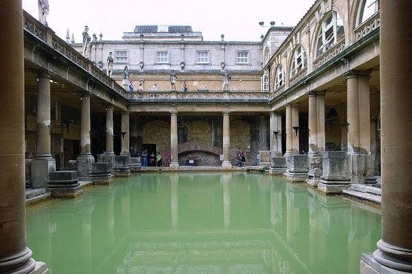 Ótimo banho, Inglaterra