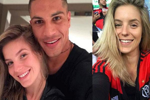Thaísa Leal, ex-namorada de Paolo Guerrero