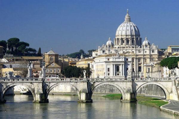 Em torno da Basílica de São Pedro do Vaticano