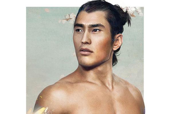 Capitão Li Shang de Mulan