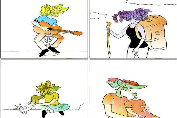 Cada um floresce à sua maneira