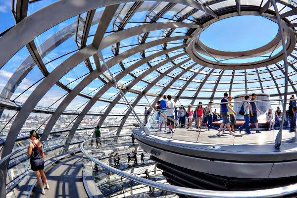 Reichstag, Berlim, Alemanha