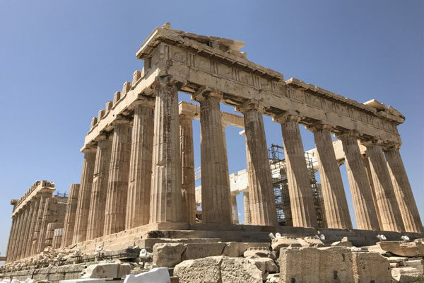 Parthenon, Atenas, Grécia