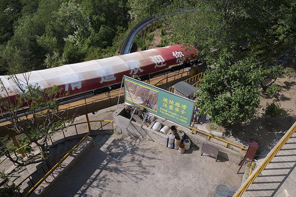 Arredores da Grande Muralha da China