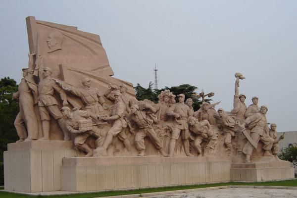 Mausoléu de Mao, Praça Tiananmen, Pequim, China